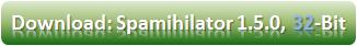 Download des Spamihilator-Setups      Version 1.5.0 32-Bit